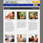 Boy Gusher Reviews