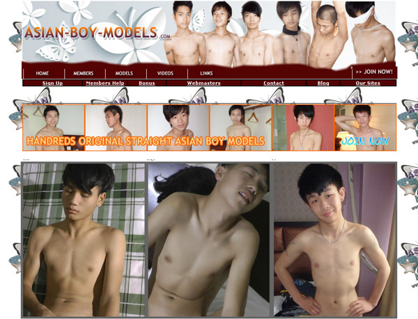 How To Get Into Asian Boy Models Free
