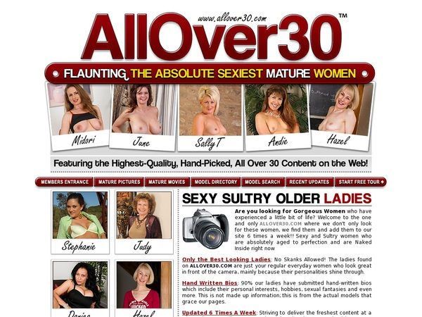 All Over 30 Original Access