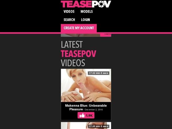 Teasepov.com 帐号